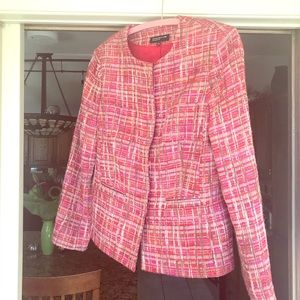 Gorgeous Tweed Blazer, fully lined